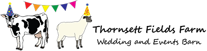 Thornsett Fields Farm Logo